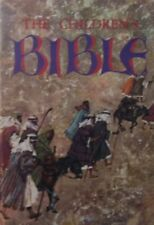 B0013JHT1A The Childrens Bible ~ Illustrated Old and New Testament ~ 1965 Hardc