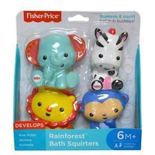 Fisher-Price Rainforest Bath Squirters