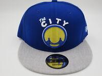 Golden State Warriors KD 9FIFTY NBA New Era Vintage Retro Snapback Hat Cap
