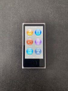 Apple iPod Nano 7th Generation Space Gray (16 GB) Used