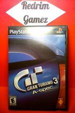 Gran Turismo 3 Ps2 Video Games