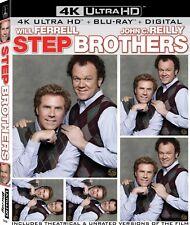 Step Brothers (4K Ultra HD)(UHD)(Atmos)