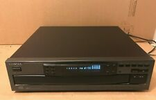 Kenwood 103CD 5 Disk Multiple CD Player Dual 1BIT Dual D/A Converter No Remote