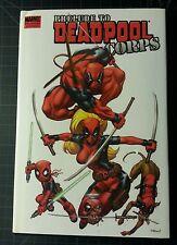 Deadpool Corps Prelude HC 1st/1st HTF