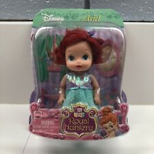 Disney Princess - Baby Princess Ariel - Royal Nursery #K0185 By Mattel NEW HTF