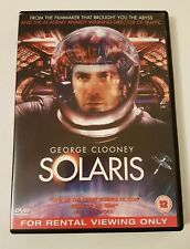 Solaris - Region 2 - Very Good Condition - DVD - Tested