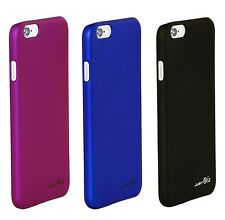 iPhone 6 Plus Case JustOla Slim Smooth Rubberized case cover Apple Ultra Thin