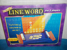 LINE WORD (DELUXE EDITION) - 3D BOARD GAME - AGE 5+ - BRAND NEW & SEALED - RARE