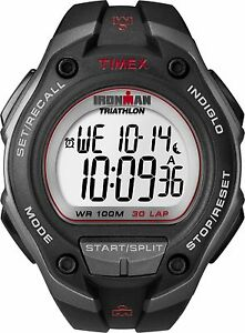 Timex Ironman T5K417, Over size 30 Lap Sports Watch with, Indiglo Night Light