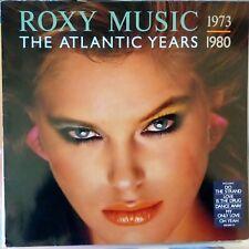 ROXY MUSIC LP THE ATLANTIC YEARS 1973-1980 GERMANY 1983 VG++/VG++