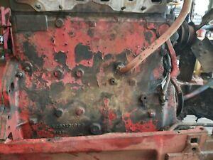 Massey Harris 44 Tractor Engine Motor 260G