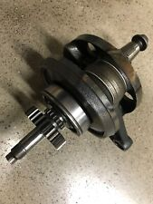 HONDA XR 500 XR500 MOTOR CRANKSHAFT ASSEMBLY OEM 1979 TO 1983