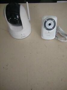 Lote de dos cámaras IP WiFi D-Link