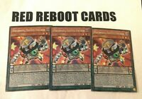 3x Performapal Odd-Eyes Synchron Yugioh Mint Secret Rare