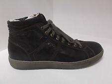 Stivaletto Shoes Uomo Nero Giardini in Pelle Moro 650/300 Disponibile da 39 a 45