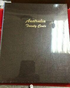 DANSCO Australia TWENTY CENTS Album #7338.1 NEW and SEALED