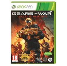 * XBOX 360 NEW SEALED Game * GEARS OF WAR JUDGMENT * FR/GER Pack