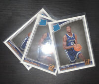 Jaren Jackson Jr Rated Rookie Donruss Lot (3)