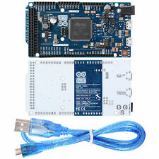 Para Arduino Due R3 SAM3X8E 32-bit ARM Cortex-M Control Board Module+Cable TE223
