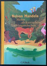 Mandela, Nelson. mes Afrique préféré contes. EA
