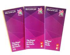 Juegos Olímpicos de Londres 2012 Juegos Olímpicos Paralímpicos guías de tiro con Arco Tiro espectador