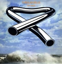 Mike Oldfield Tubular Bells 180G Vinyl LP includes MP3 download NEW & Sealed