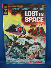 SPACE FAMILY ROBINSON LOST IN SPACE 25 VF NM 1967 Atlantis Story