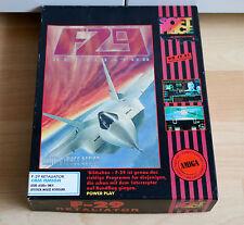 F - 29 Retaliator AMIGA/Commodore Spiel, OVP/Boxed *