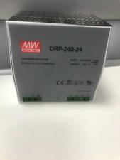 MEAN Well DRP-240-24 Regolatore a commutazione, Alimentatore, uscita 100-240VAC, 24V