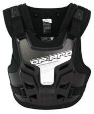 Protecciones color principal negro talla S/M para motoristas