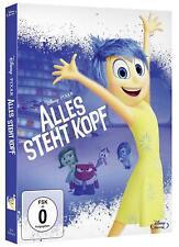 ALLES STEHT KOPF (Walt Disney, PIXAR) Blu-ray Disc + Schuber NEU+OVP
