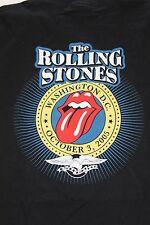 Rolling Stones Washington DC 2005 Shirt New L