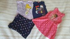 Girls Bundle Doc McStuffin Hello Kitty h&m 4-5 yrs FREE P&P