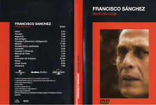 "PACO DE LUCIA ""FRANCISCO SANCHEZ"" RARE SPANISH DVD / CHICK COREA - CAMARON -JAZZ"