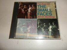 CD  Small Faces  ‎– All Or Nothing  / Best of