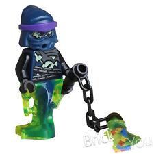 NJO155 R218 70732 70736 Chain Master Wrayth LEGO Ninjago Mini Figure