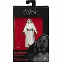 Star Wars 2017 The Black Series Luke Skywalker (Jedi Master) The Last Jedi Ac...