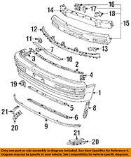 Lexus TOYOTA OEM 90-94 LS400-Bumper Trim-Molding Trim 5271150010