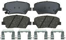 Disc Brake Pad Set-Ceramic Disc Brake Pad Front ACDelco Pro Brakes 17D1432CH