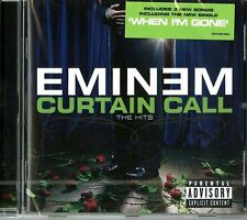 Eminem Curtain Call-the Hits