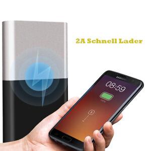 Powerbank 12000 mAh Zusatz Akku Ersatzakku Ladegerät Handy Mobile