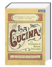 La Cucina – Die originale Küche Italiens (2018, Gebundene Ausgabe)