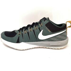 Nike Michigan State Spartans Lunar TR1 Trainers Shoes 654283-016 Men's Sz 11.5 M
