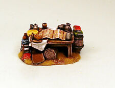 28mm Grey Resin Campaign Table-Terrain-Scenery-UNPAINTED-Alternative Armies