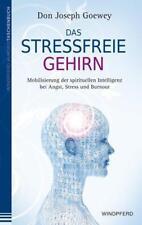 Das stressfreie Gehirn: Mobilisierung der spirituellen Intelligenz bei Angst, St