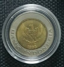 1993 INDONESIA KELAPA SWIT 1000 Rupee Coin Ø 26mm (+FREE1 coin) #10204