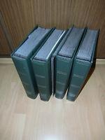 Sammlung Posten Übersee Asien 4 dicke Alben mit China Japan Thailand usw (60079)