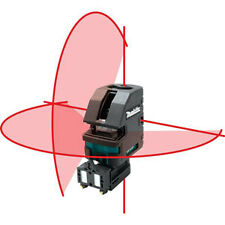 Makita Laser Self-Leveling Combination Cross-Line/Point Laser AUS MODEL