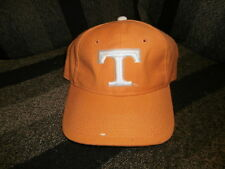 Men's Size 7 1/8 Orange & White Tennessee U Baseball Cap Hat