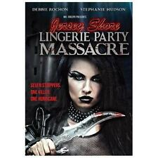 Jersey Shore Lingerie Party Massacre (DVD, 2013)